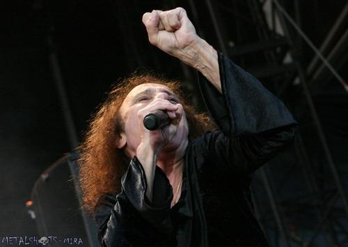 Ronnie James Dio live, Graspop 2009