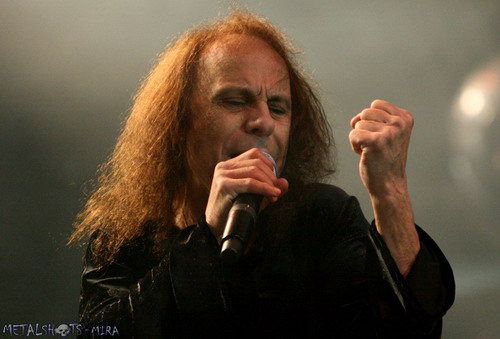 Ronnie James Dio live, Hellfest 2009