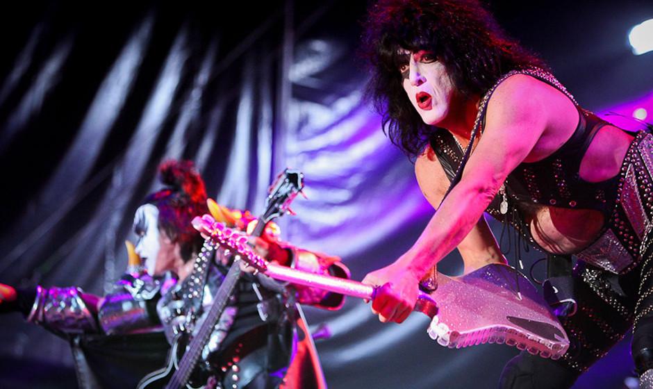 Kiss live, Nova Rock 2013