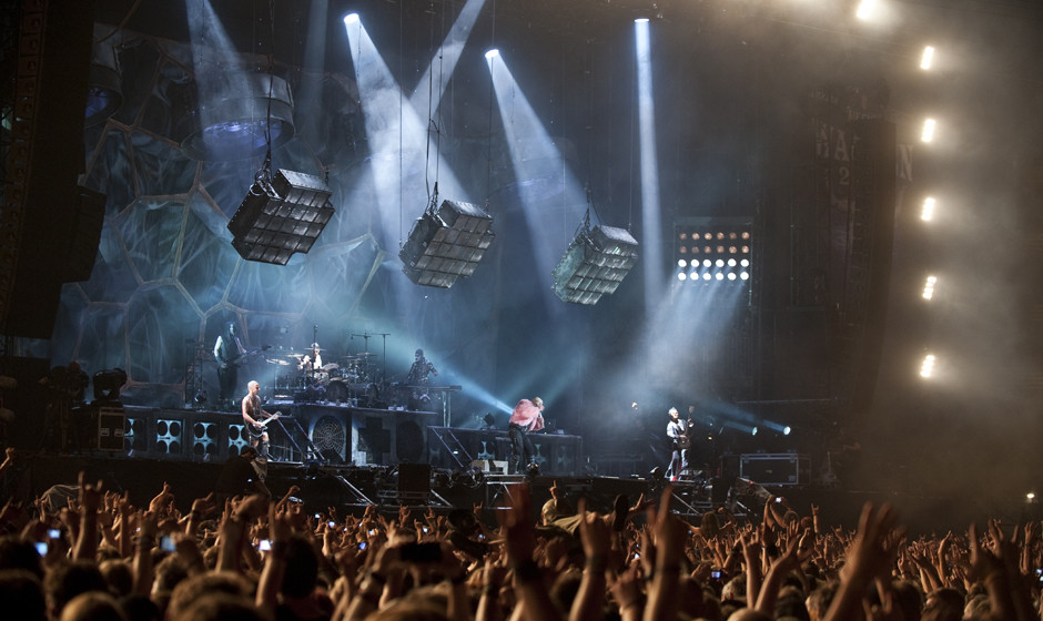 Rammstein live, Wacken Open Air 2013