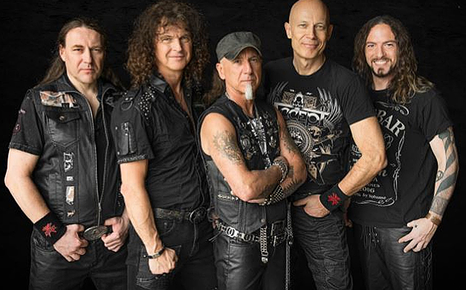 Accept - 'Fall Of The Empire'