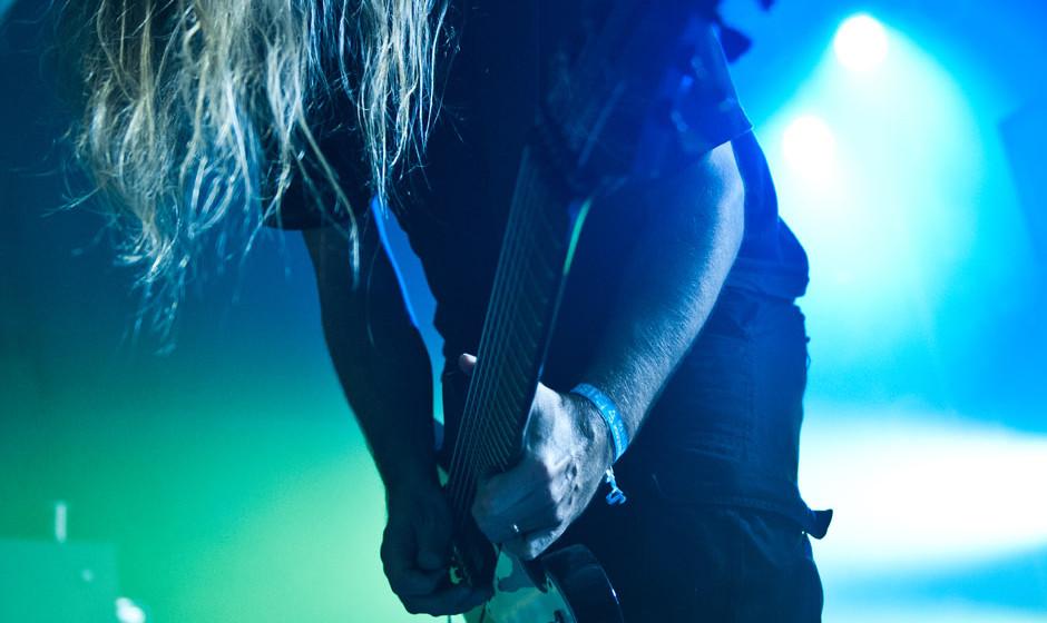 Fredrik Thordendal, Meshuggah
