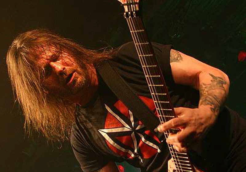 Gary Holt, Exodus, Slayer