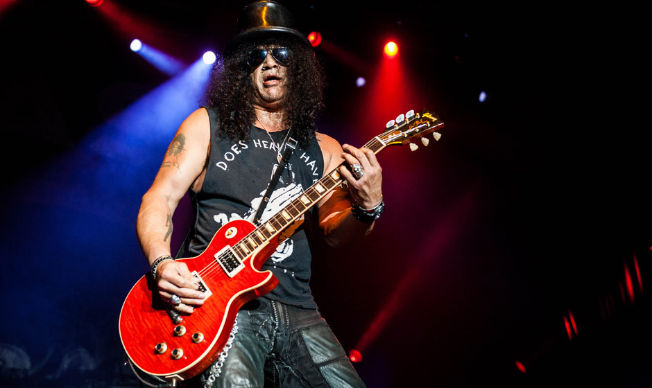 Guns N' Roses-Gitarrist Slash