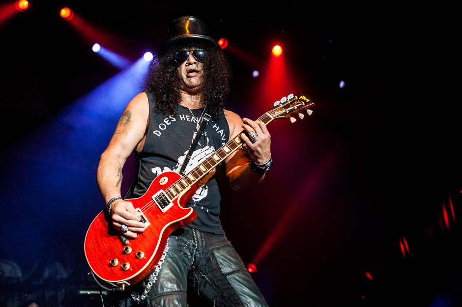 Guns N' Roses: 2020 für zwei Konzerte in...