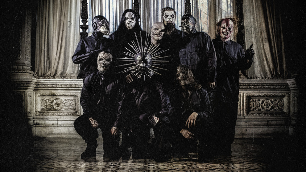 Slipknot - 'The Devil In I'