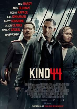 Kind 44 Plakat
