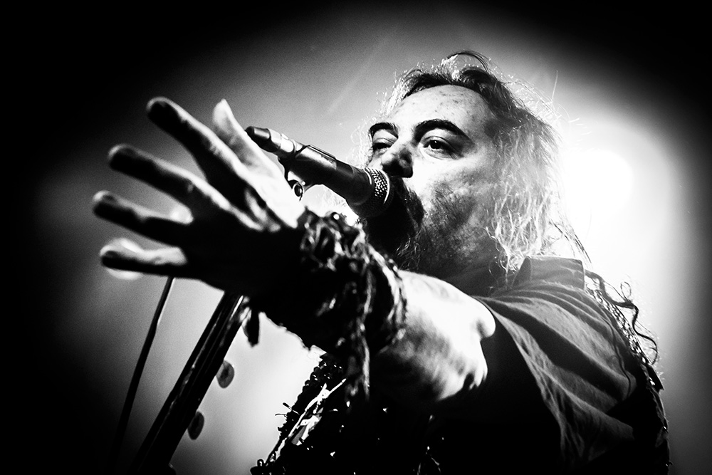 Soulfly live, 17.03.2014, München