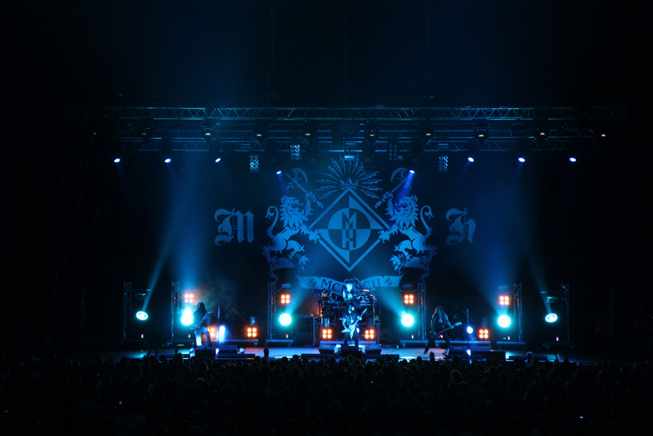 Machine Head live, Earshakerday 2012