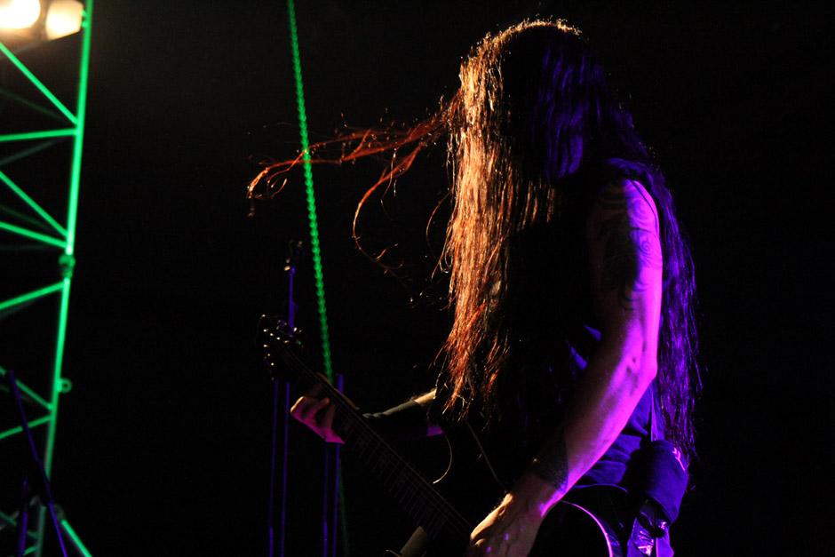 Paradise Lost live, Earshakerday 2012