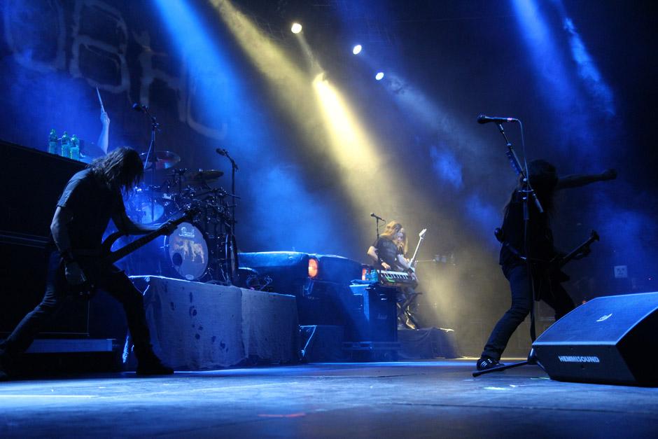 Children Of Bodom live, Earshakerday 2012