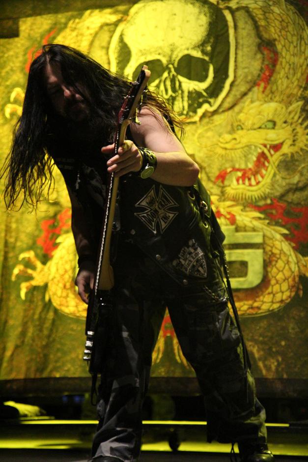 Black Label Society live, Earshakerday 2012