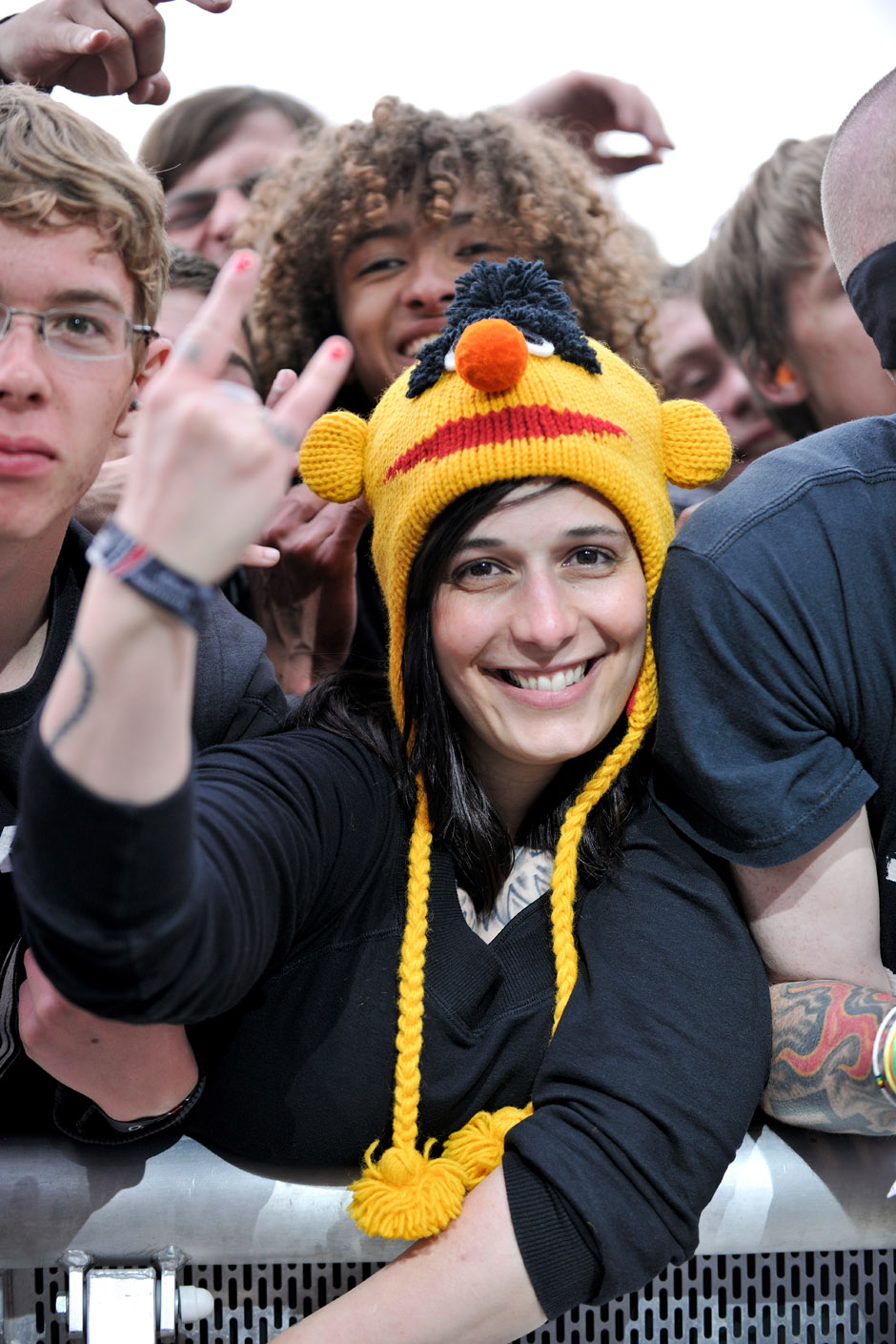 Publikum, Rock am Ring 2012