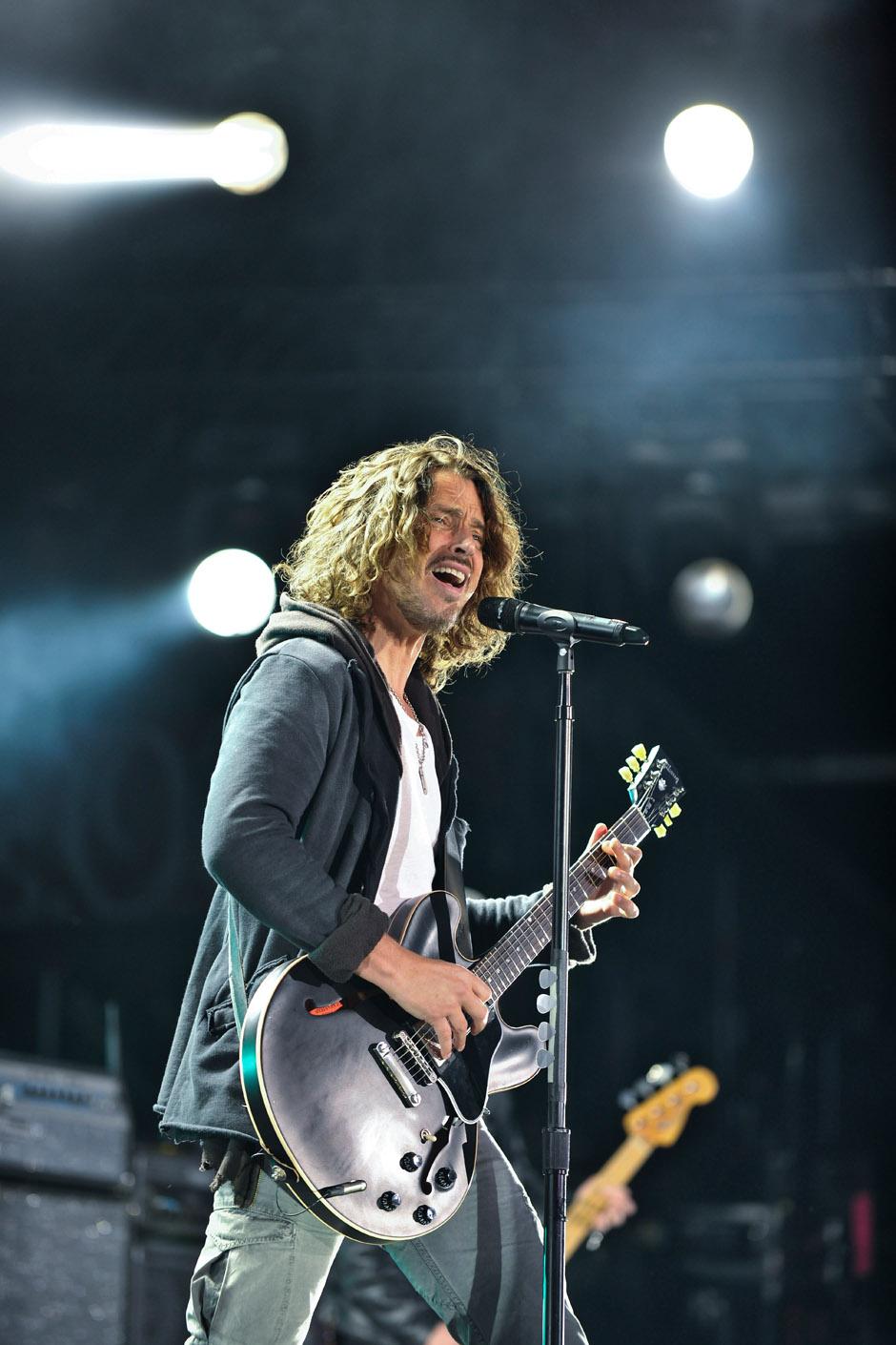 Soundgarden, Rock am Ring 2012
