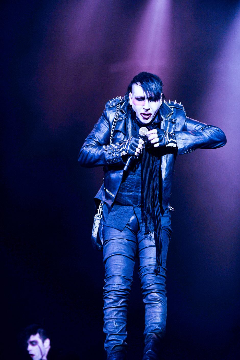 Marilyn Manson, Rock am Ring 2012