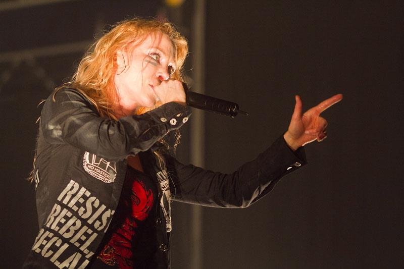 Arch Enemy, Graspop Metal Meeting 2011