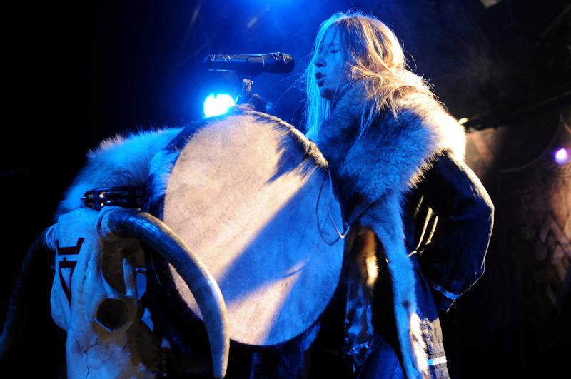 Arkona, live, 06.10. Hamburg, Markthalle