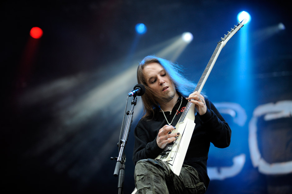 Children Of Bodom, With Full Force, 01.07.2012