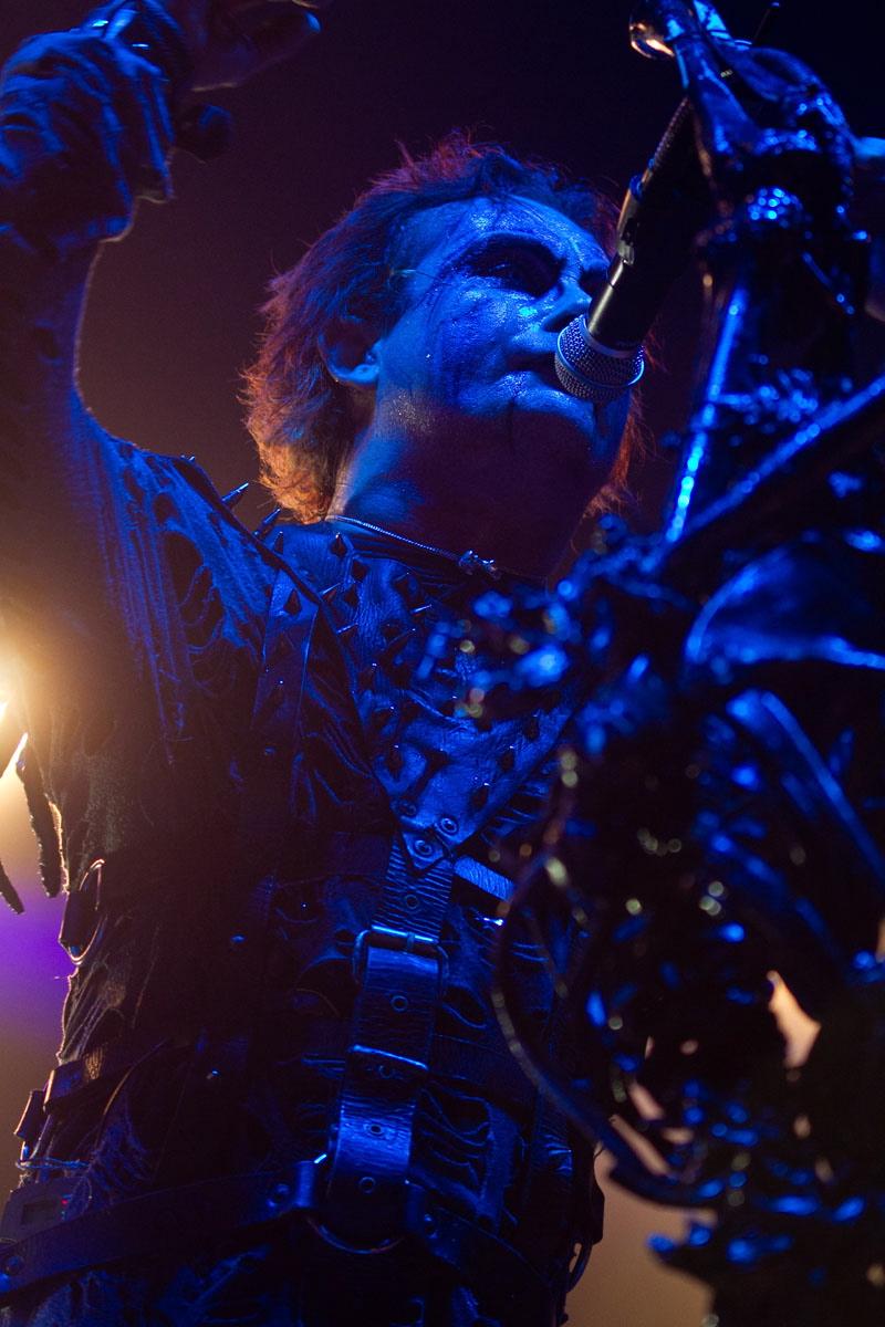 Cradle Of Filth, Graspop Metal Meeting 2011