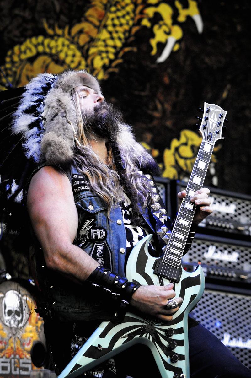 Black Label Society, Graspop Metal Meeting 2011