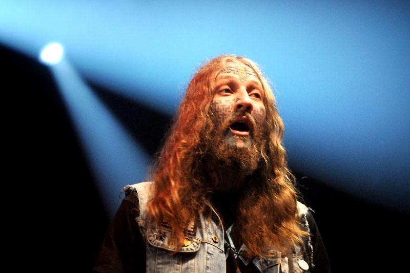 Electric Wizard, Graspop Metal Meeting 2011