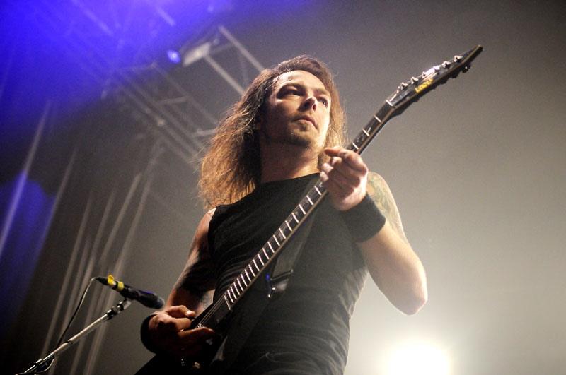Bullet For My Valentine, Graspop Metal Meeting 2011