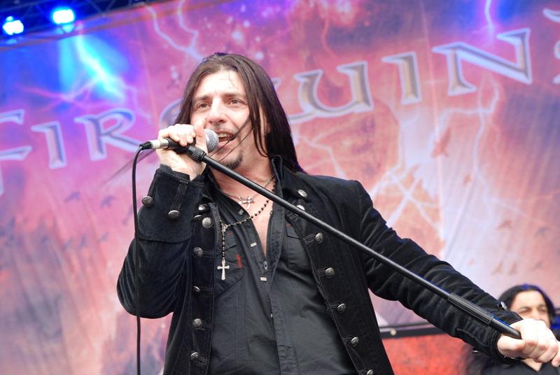 Firewind, Graspop Metal Meeting 2011