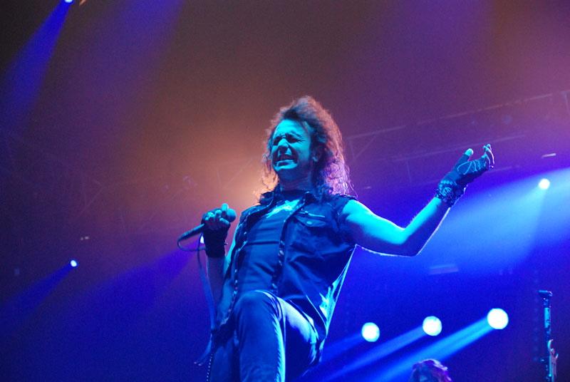 Moonspell, Graspop Metal Meeting 2011
