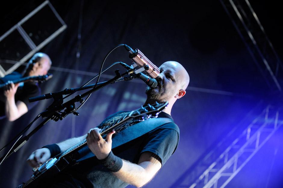 Einherjer, With Full Force, 01.07.2012