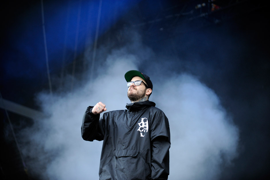 Emmure, With Full Force, 01.07.2012