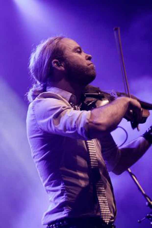 Fiddlers Green live, 26.12.2011 Bremen, Pier 2