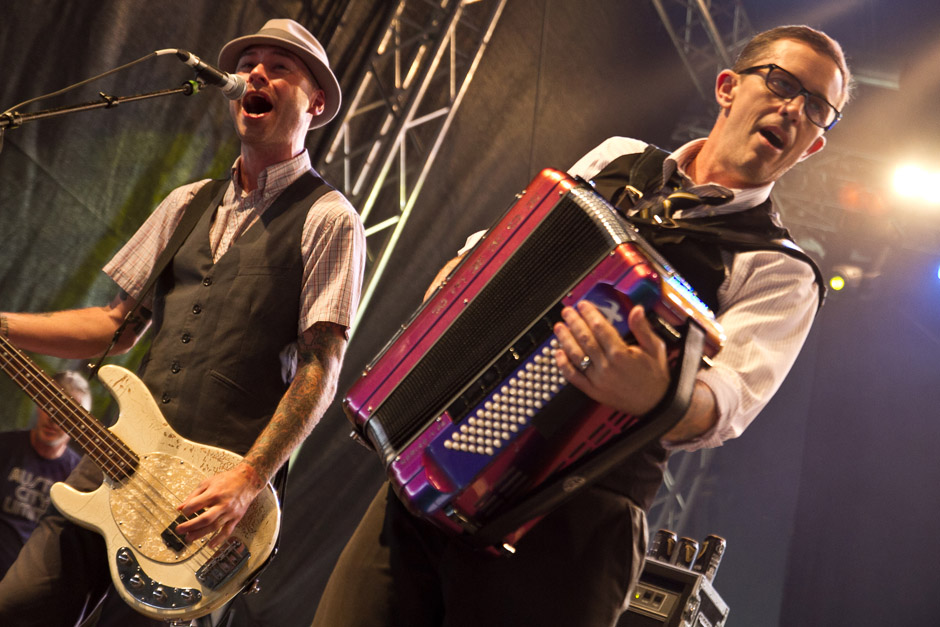 Flogging Molly, With Full Force, 01.07.2012