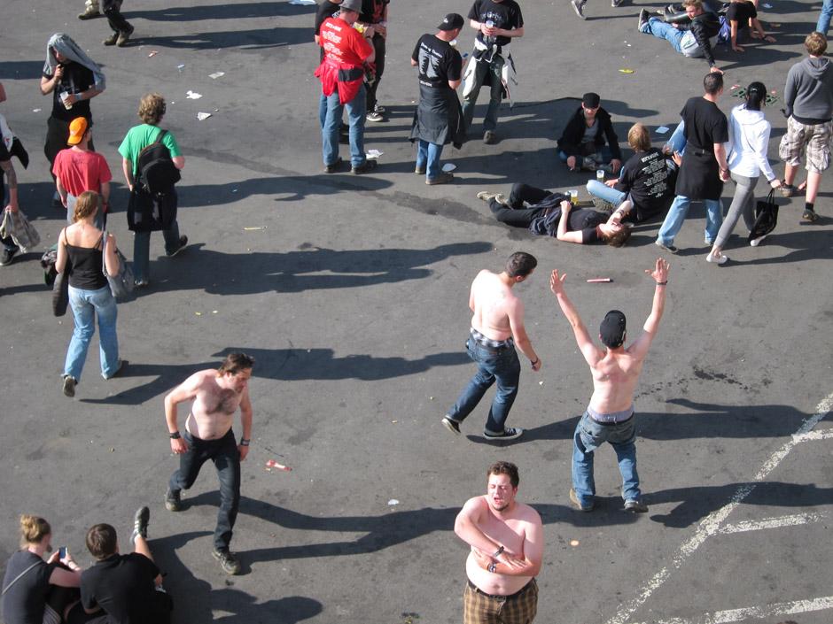 Impressionen, Rock am Ring 2012