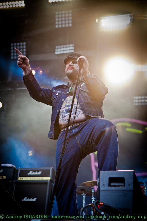 Hellfest 2012  - Turbonegro