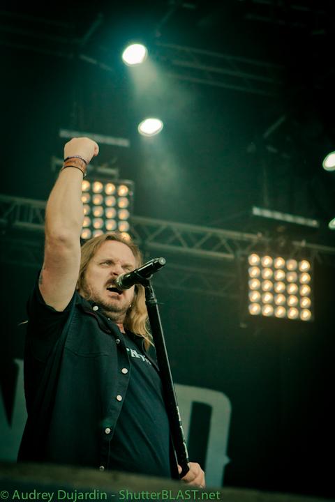 Hellfest 2012  - Lynyrd Skynyrd