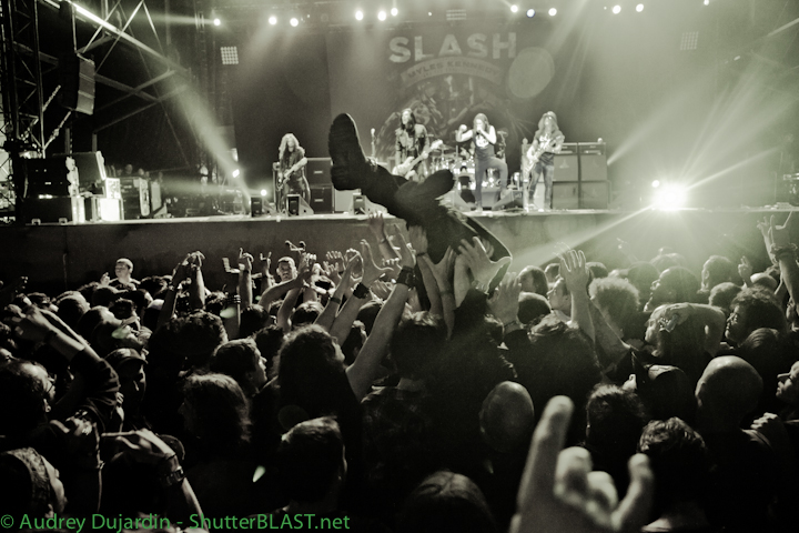 Hellfest 2012  - Slash