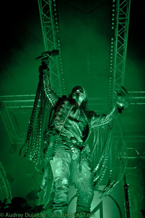 Hellfest 2012  - Dimmu Borgir