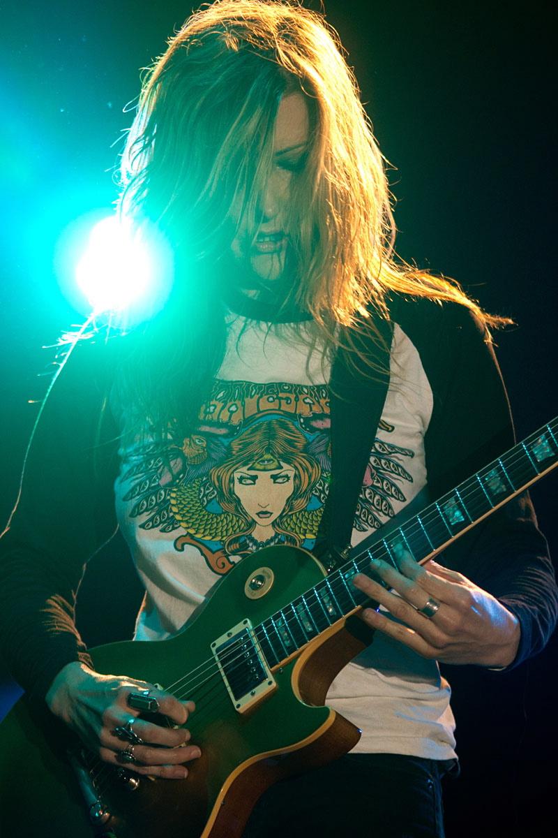 Kylesa, Graspop Metal Meeting 2011