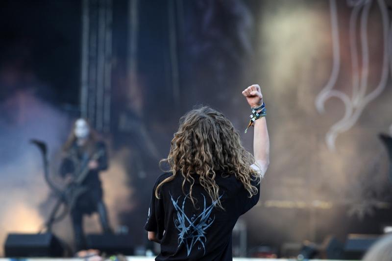 Behemoth auf dem Metalfest 2012, Dessau
