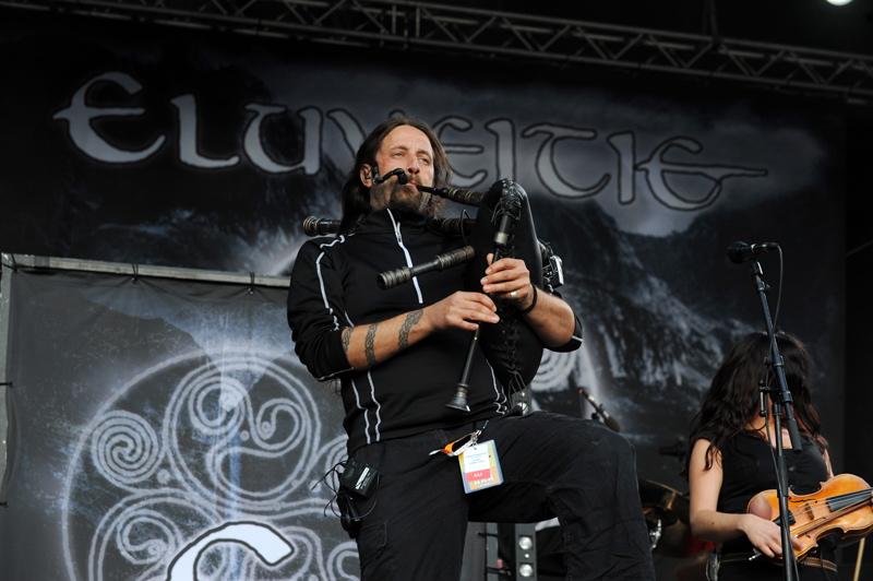 Eluveitie auf dem Metalfest 2012, Dessau