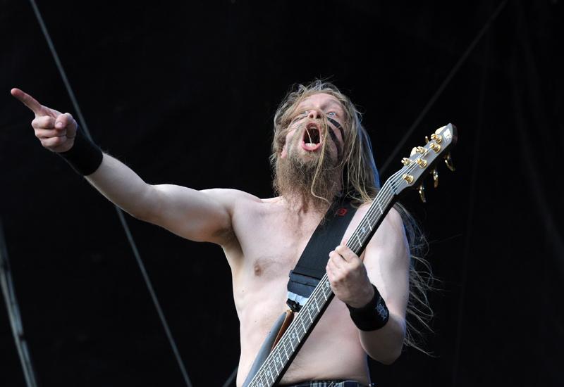 Ensiferum auf dem Metalfest 2012, Dessau