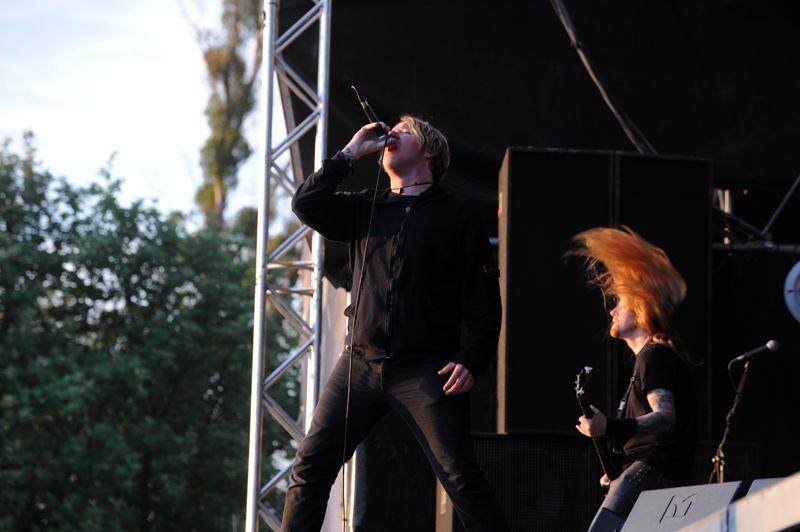 Fear Factory auf dem Metalfest 2012, Dessau