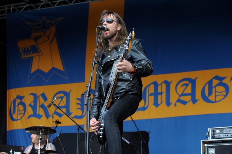 Grand Magus auf dem Metalfest 2012, Dessau