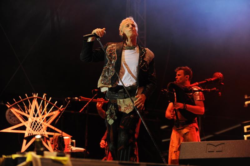 In Extremo auf dem Metalfest 2012, Dessau