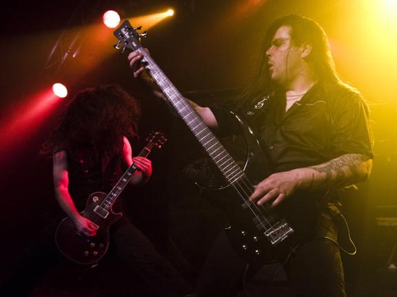Mystic Prophecy, live, 29.04.2012 Hamburg, Markthalle