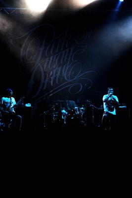 Parkway Drive, live, 21.04.2012 Leipzig
