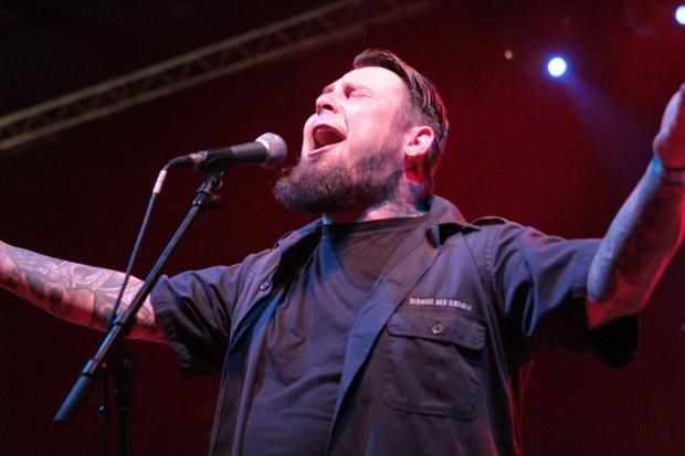 Toxpack auf dem Rock'n'Ink 2012