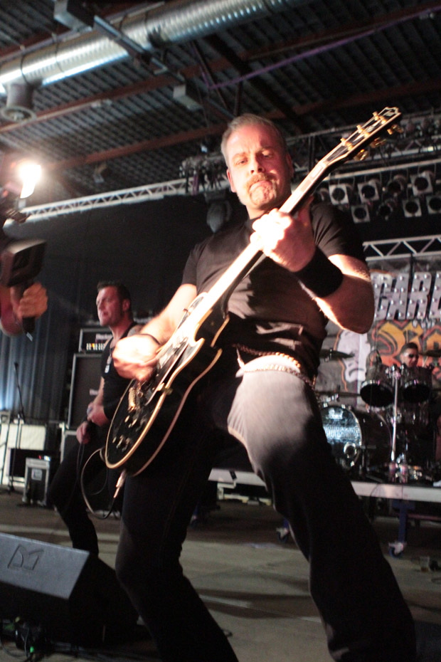 The Carburetors auf dem Rock'n'Ink 2012
