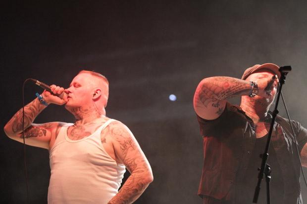 Haudegen auf dem Rock'n'Ink 2012