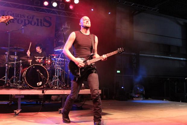 Guns Of Moropolis auf dem Rock'n'Ink 2012